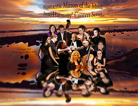 InterHarmony Concert Series: Romantic Mirrors of the Mind, November 4, 2017, Misha Quint, cello