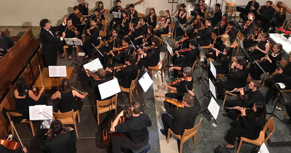 music festival orchestra concert in Germany