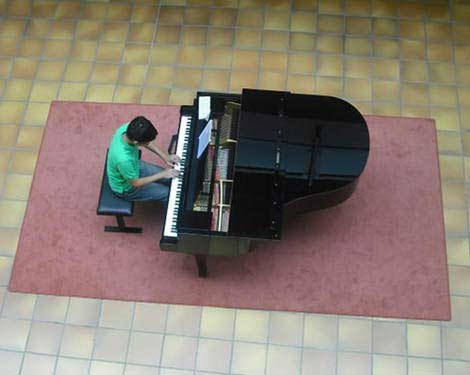 summer music program piano